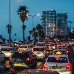 מצב התנועה בישראל